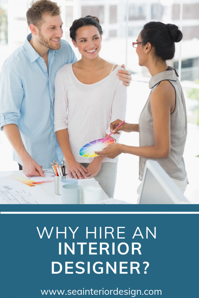 Why Hire An Interior Designer?