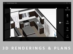 3d rendering 1 - A La Carte